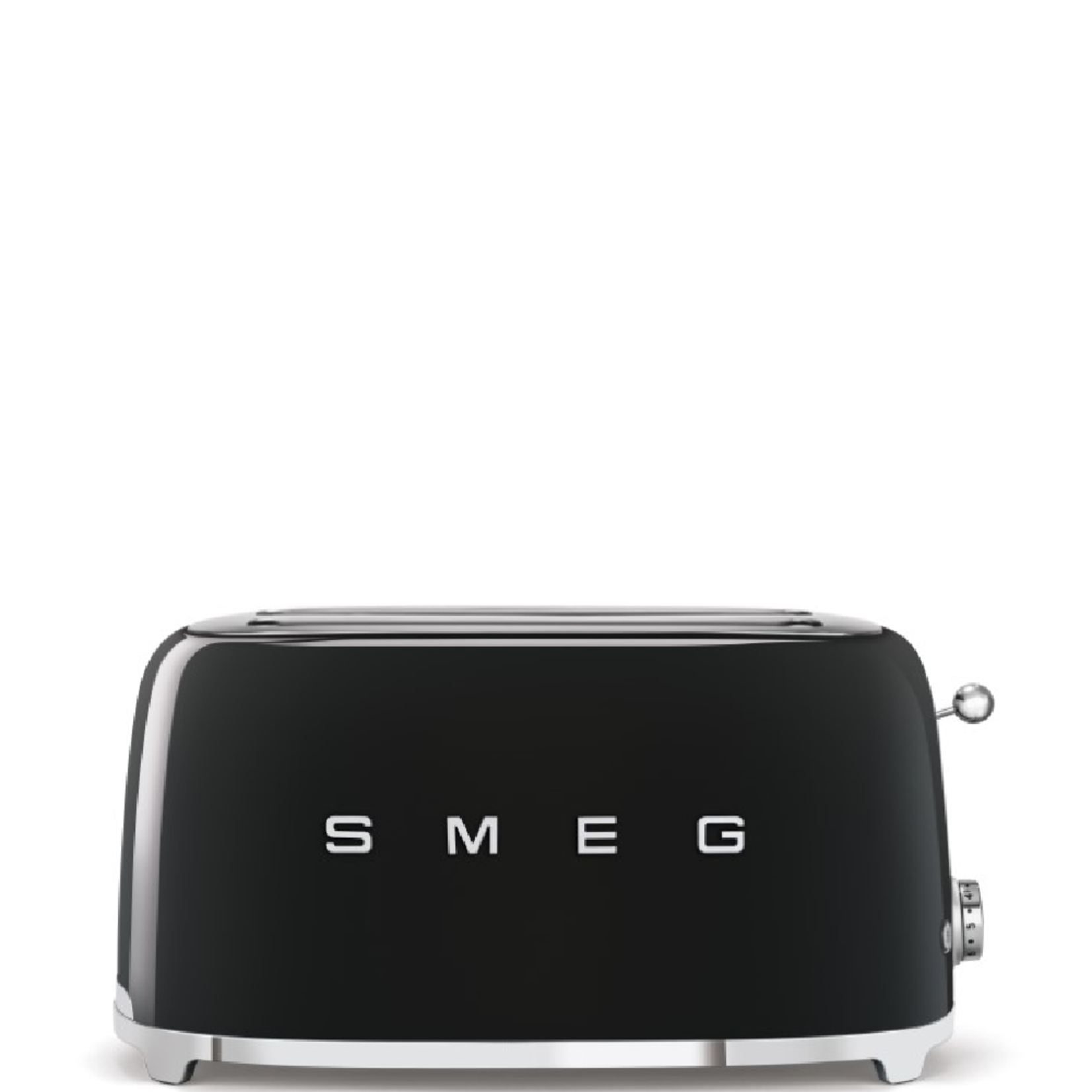 Smeg Smeg Broodrooster TSF02BLEU, 2x4 zwart