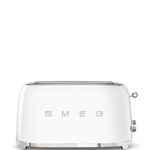 Smeg Broodrooster, 2x4 wit