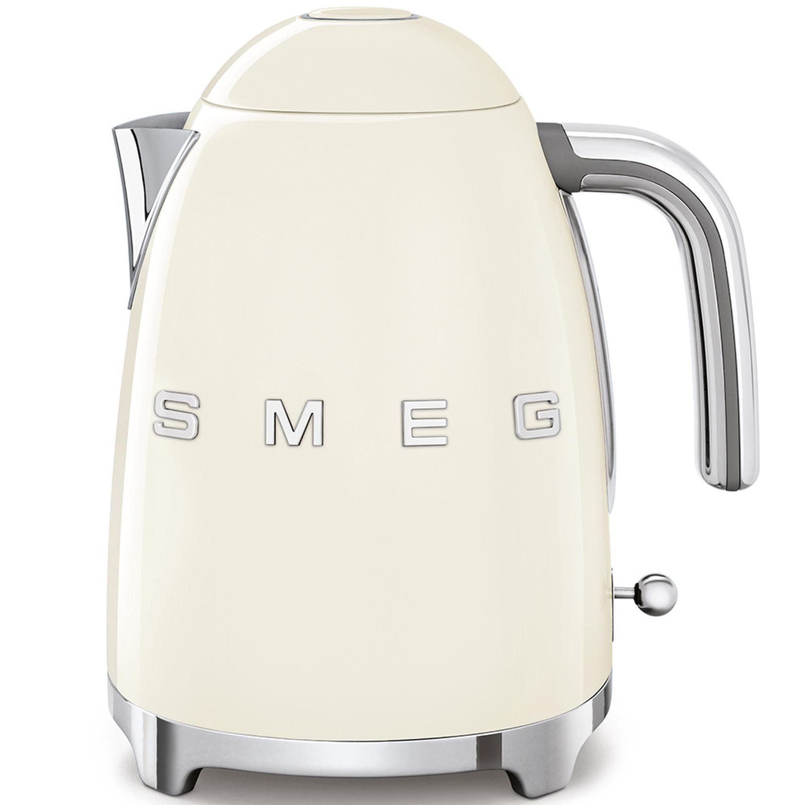 Smeg Smeg Waterkoker KLF03CREU, 1,7 liter creme