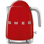 Smeg Waterkoker, 1,7 liter rood