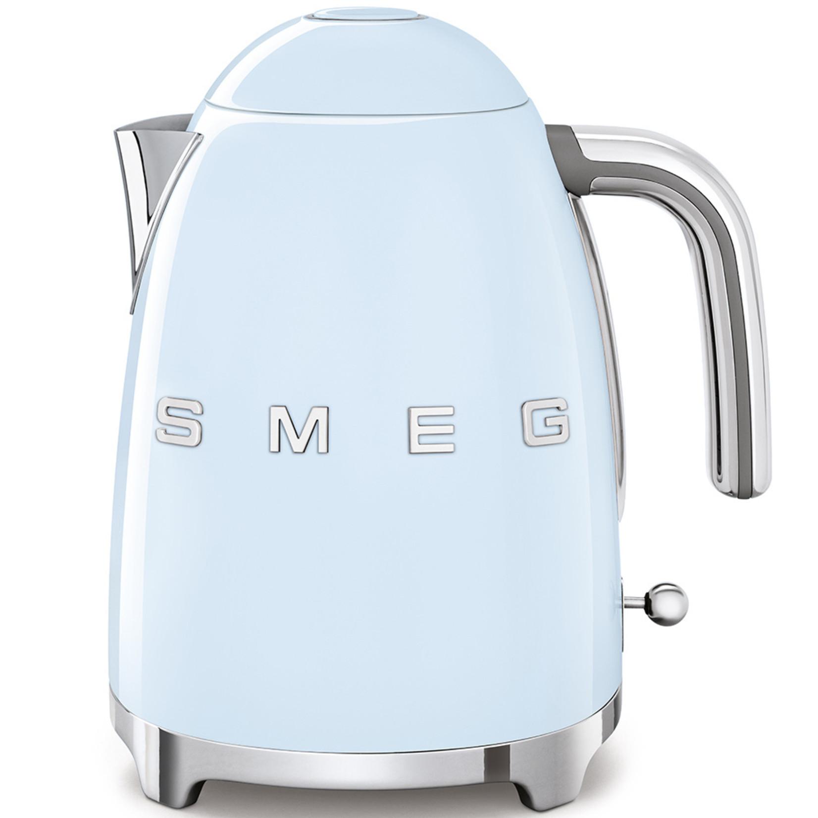 Smeg Smeg Waterkoker KLF03PBEU, 1,7 liter pastelblauw