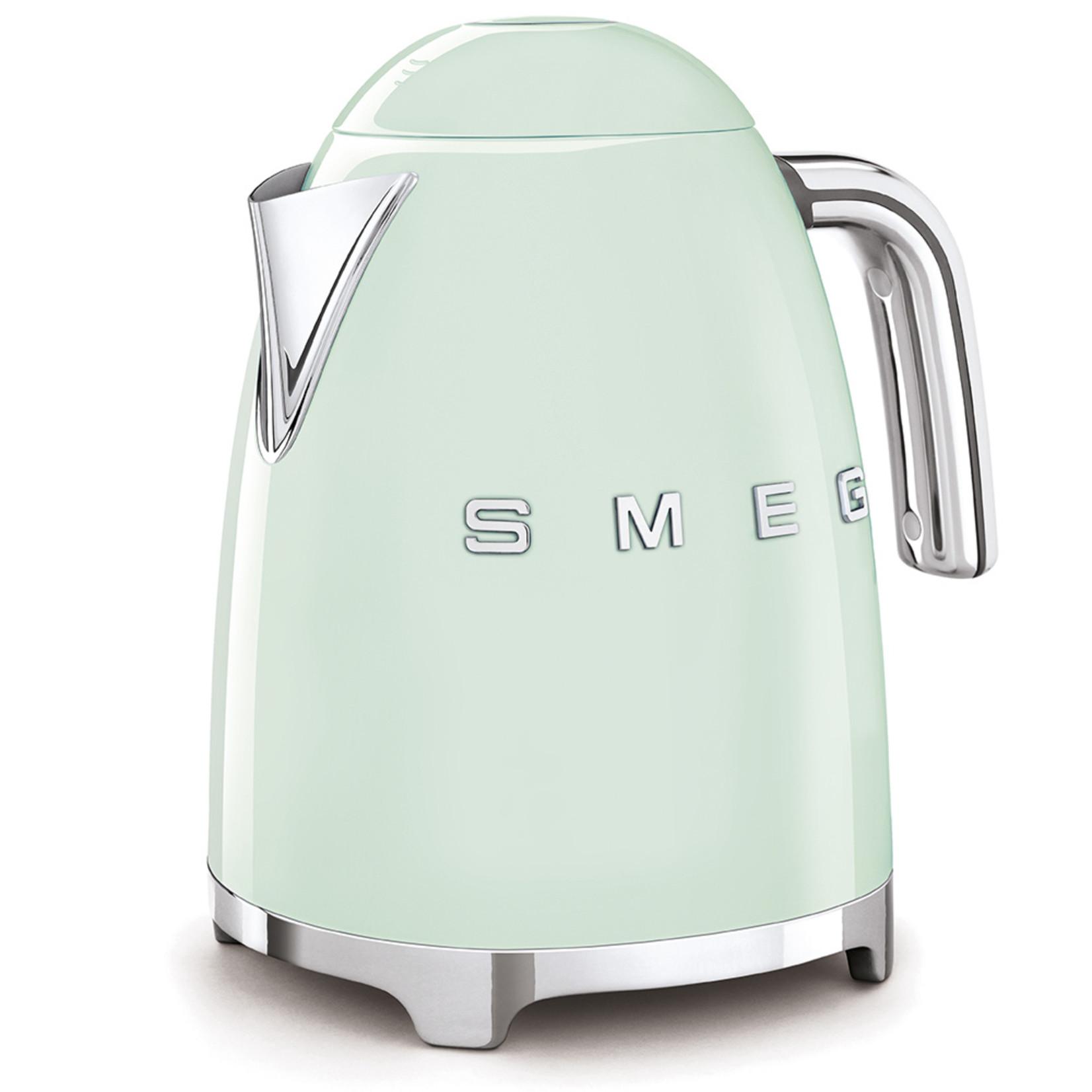 Smeg Smeg Waterkoker KLF03PGEU, 1,7 liter watergroen