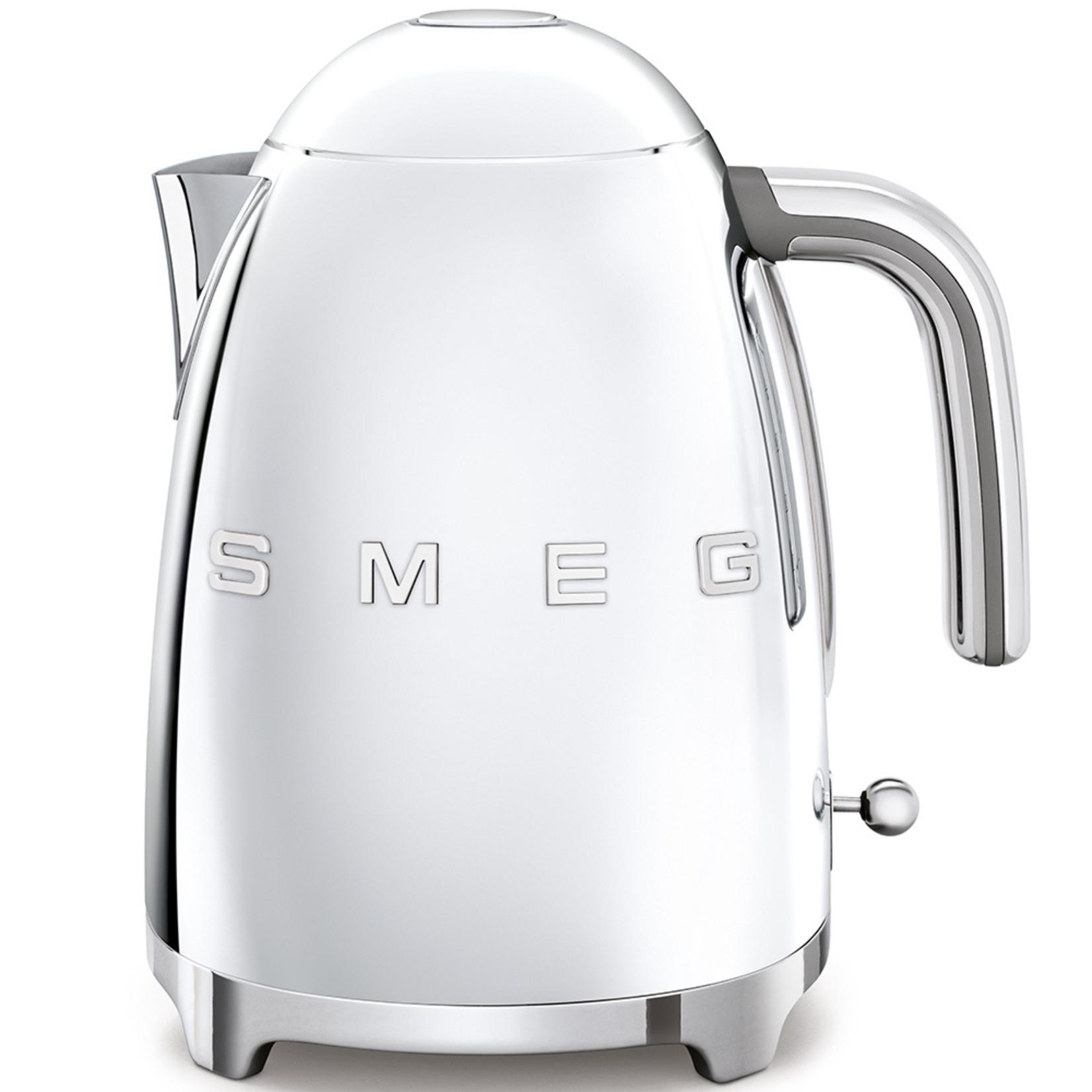Smeg Smeg Waterkoker KLF03SSEU, 1,7 liter chroom