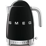 Smeg Smeg Waterkoker, 1,7 liter, variabel, zwart