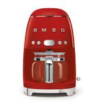 Smeg Koffiezetapparaat, rood