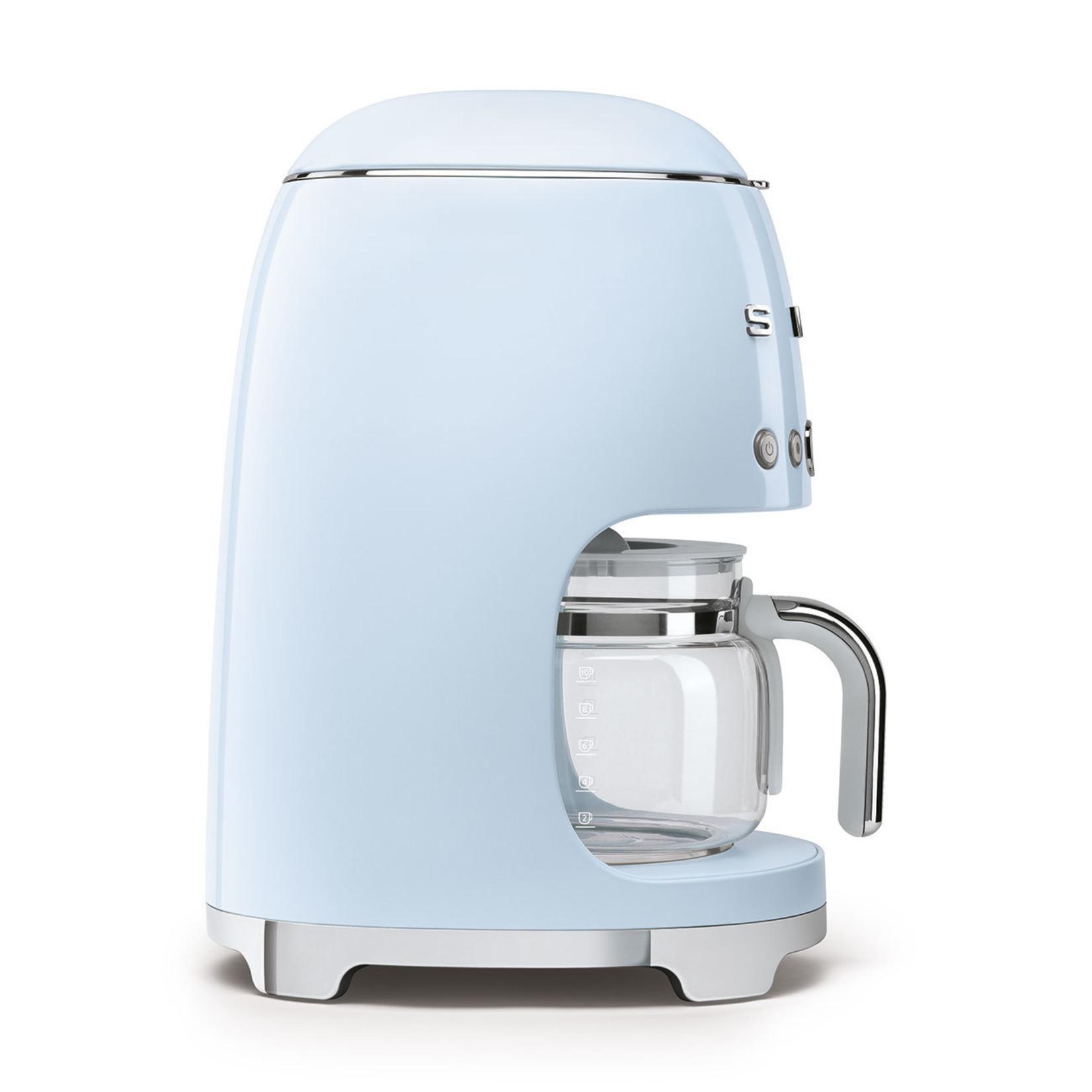 Smeg Smeg Koffiezetapparaat DCF02PBEU, pastelblauw
