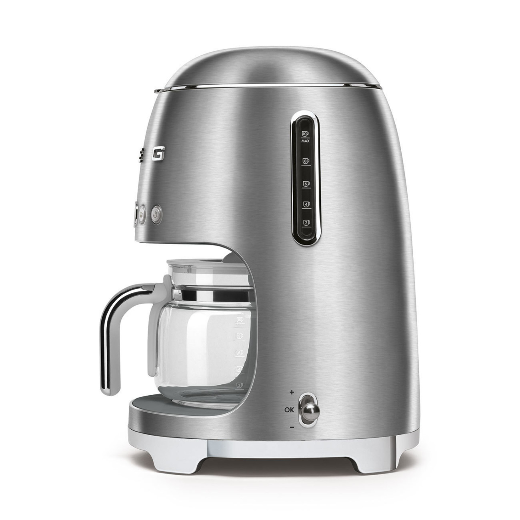Smeg Smeg Koffiezetapparaat DCF02SSEU, rvs