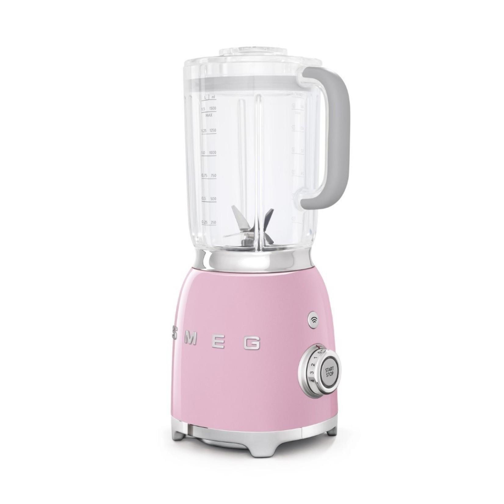 Smeg Smeg Blender BLF01PKEU, roze