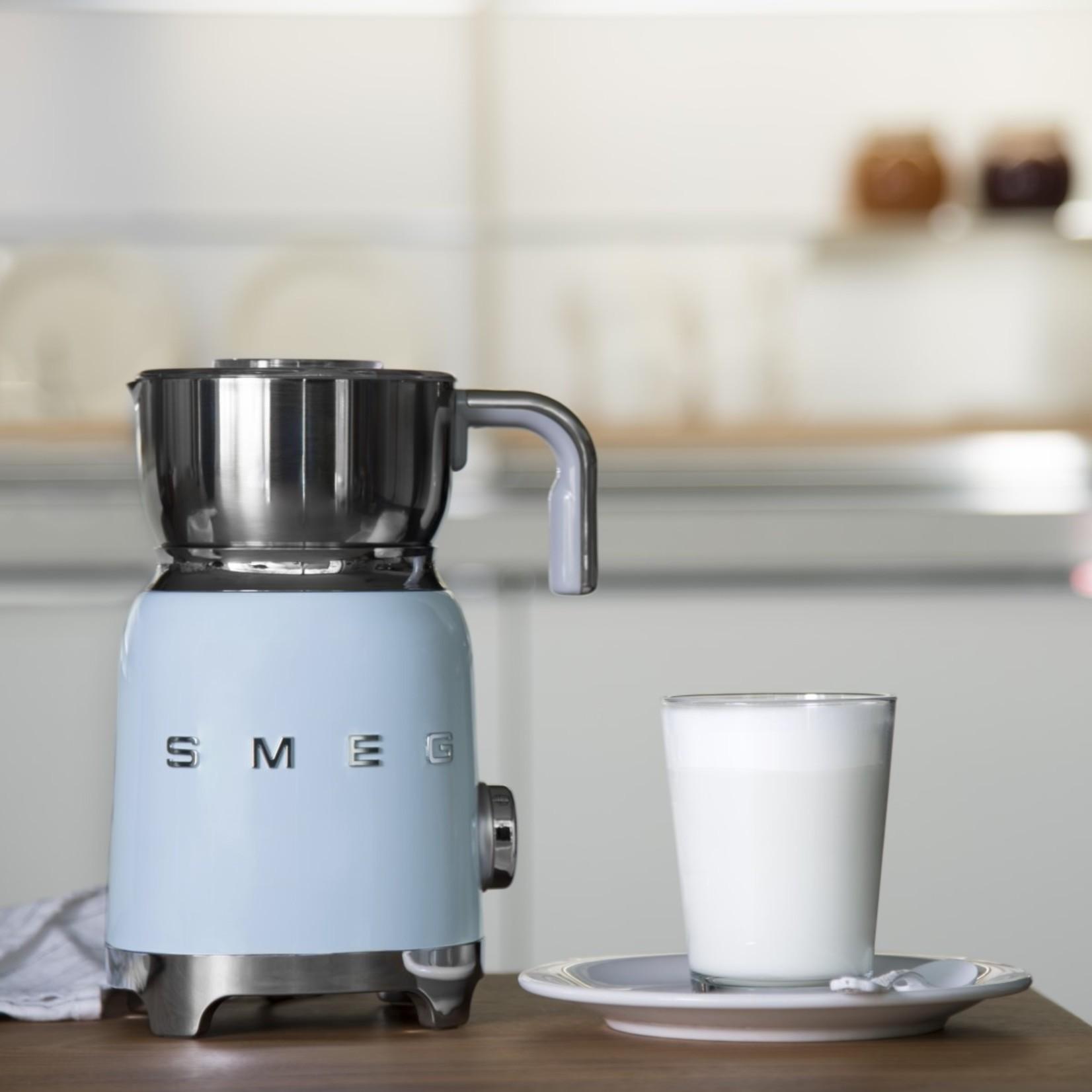Smeg Smeg Melkopschuimer MFF01PBEU, pastelblauw