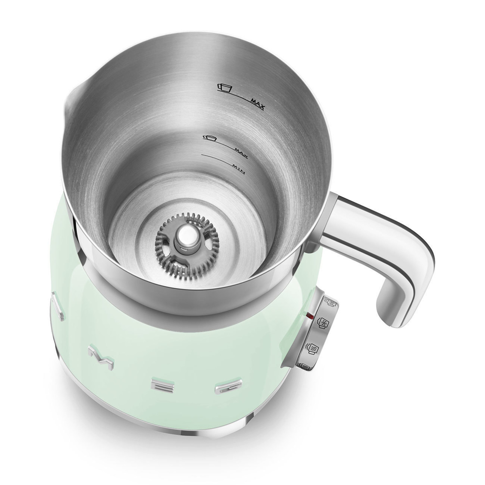 Smeg Smeg Melkopschuimer MFF01PGEU, watergroen