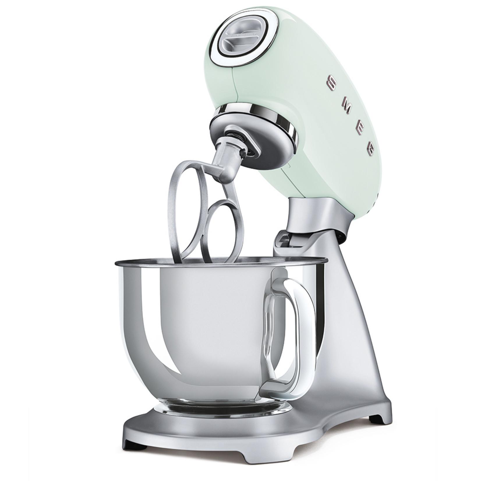 Smeg Smeg Keukenmachine SMF02PGEU, watergroen