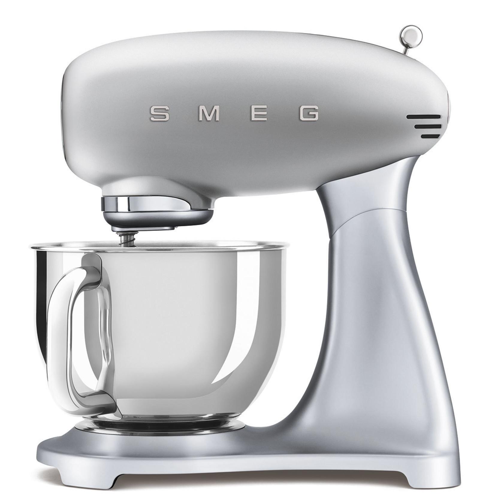 Smeg Smeg Keukenmachine SMF02SVEU, zilver