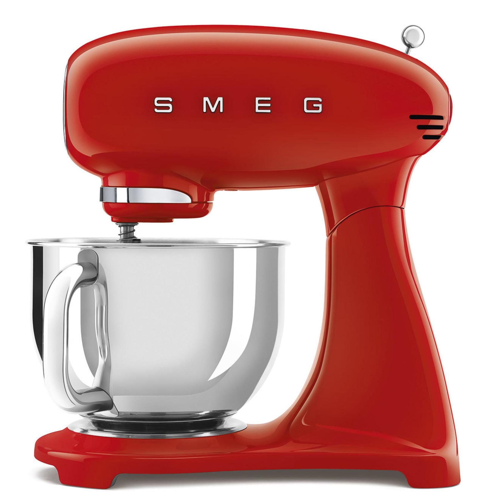 Smeg Smeg Keukenmachine SMF03RDEU, rood