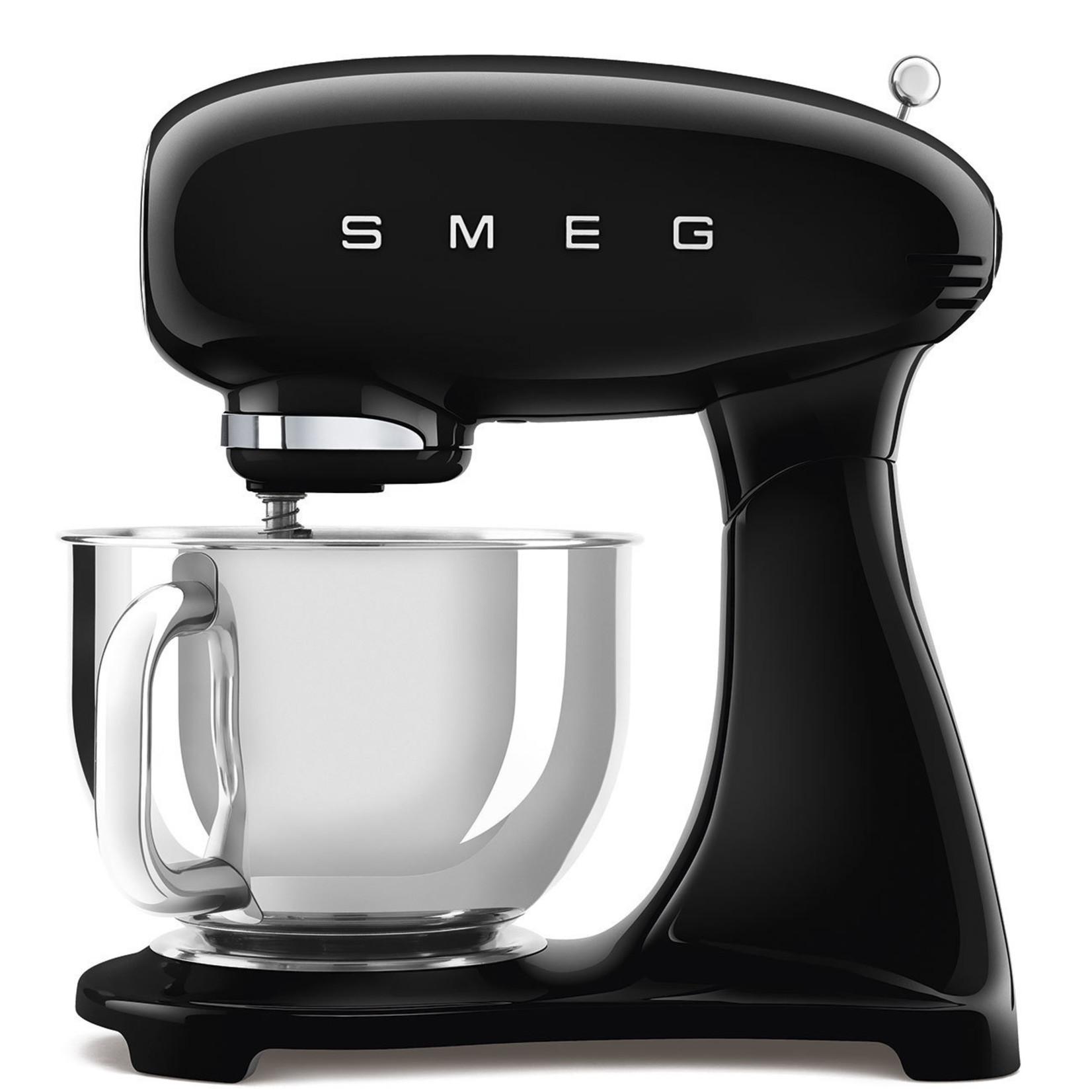 Smeg Smeg Keukenmachine SMF03BLEU, zwart