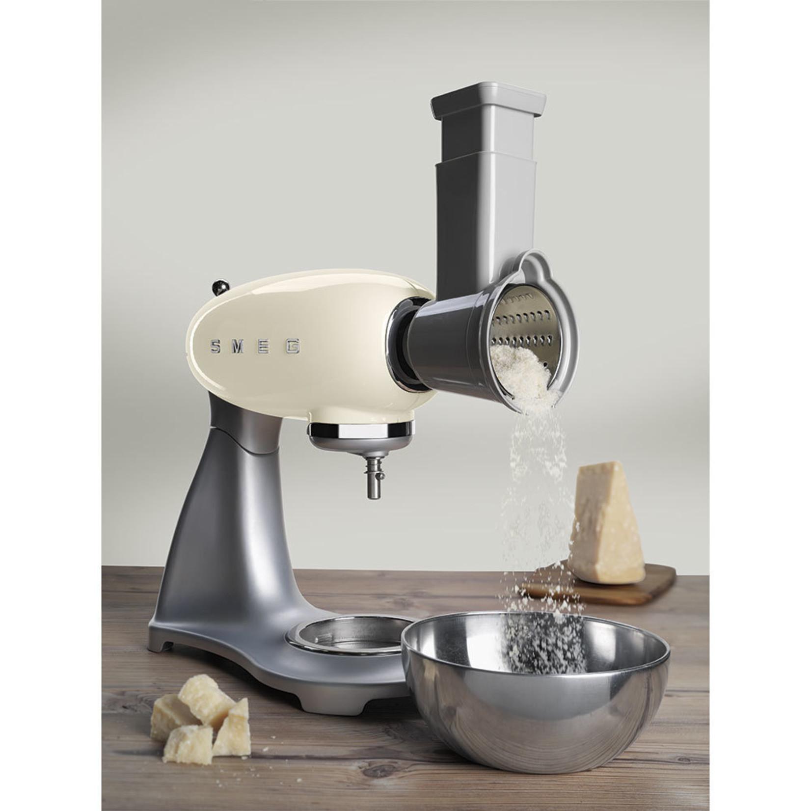 Smeg Smeg SMSG01 rasp- en snijset voor keukenmachine