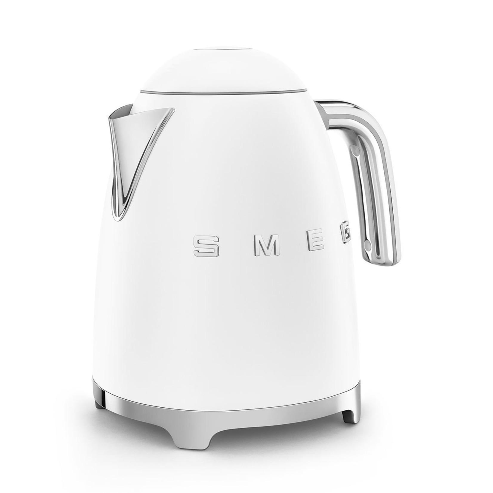 Smeg Smeg waterkoker KLF03WHMEU 1,7 liter mat wit