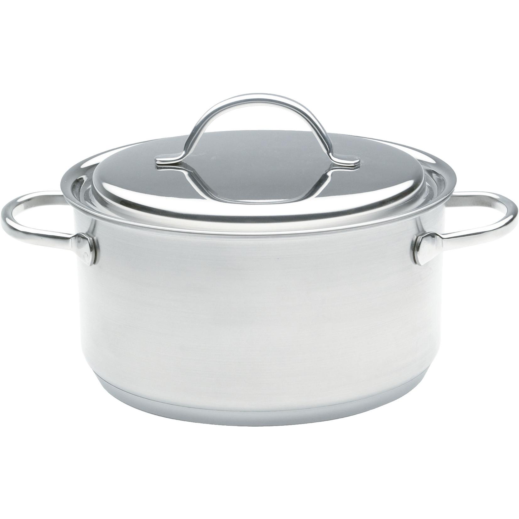 Demeyere Demeyere Resto 3 kookpan 24cm, met deksel