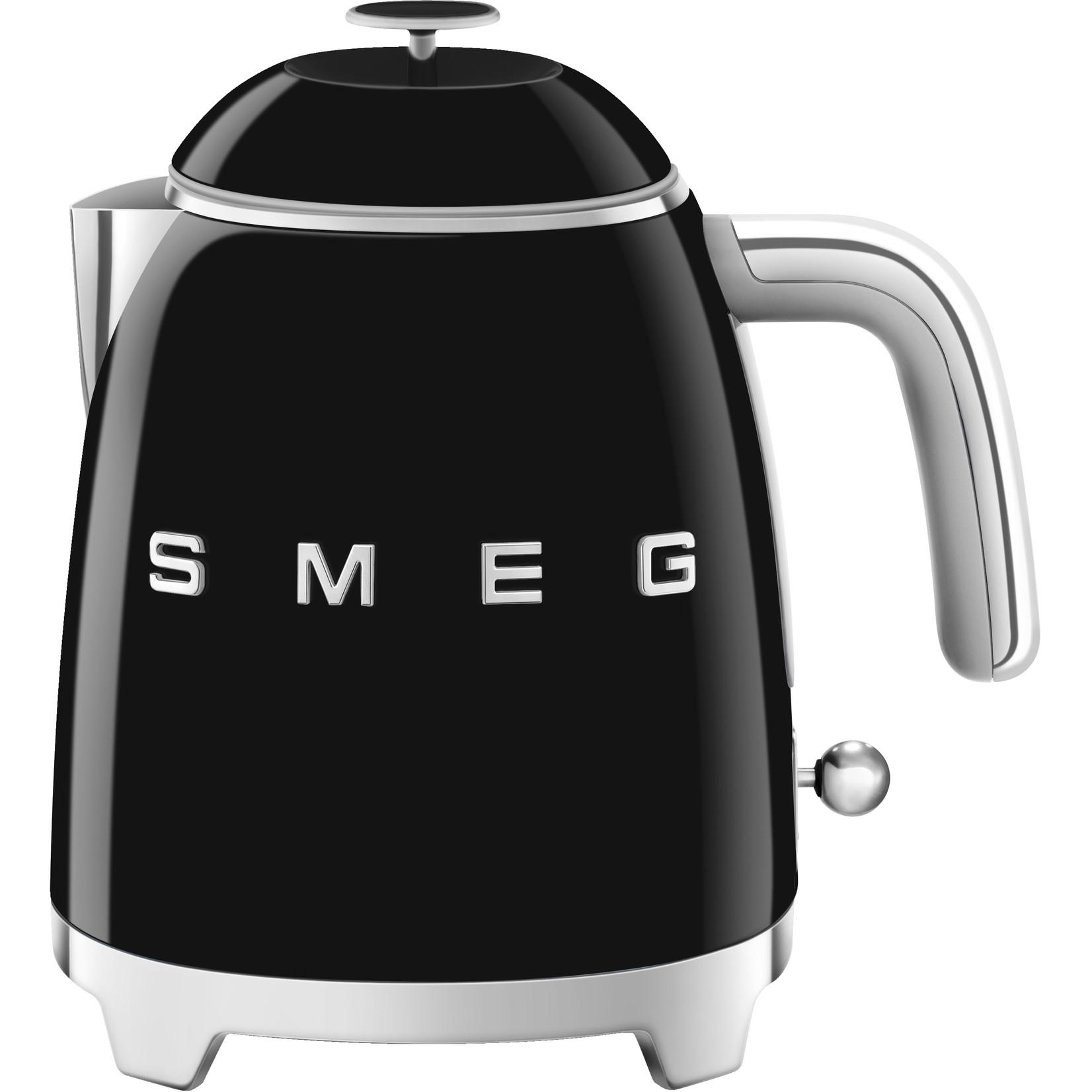Smeg Smeg waterkoker 0,8 liter, zwart