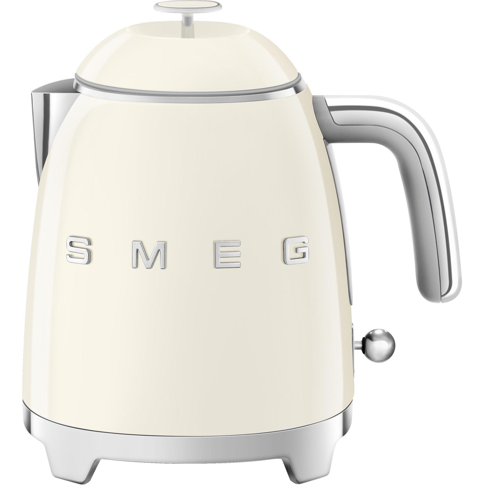 Smeg Smeg waterkoker 0,8 liter, crème