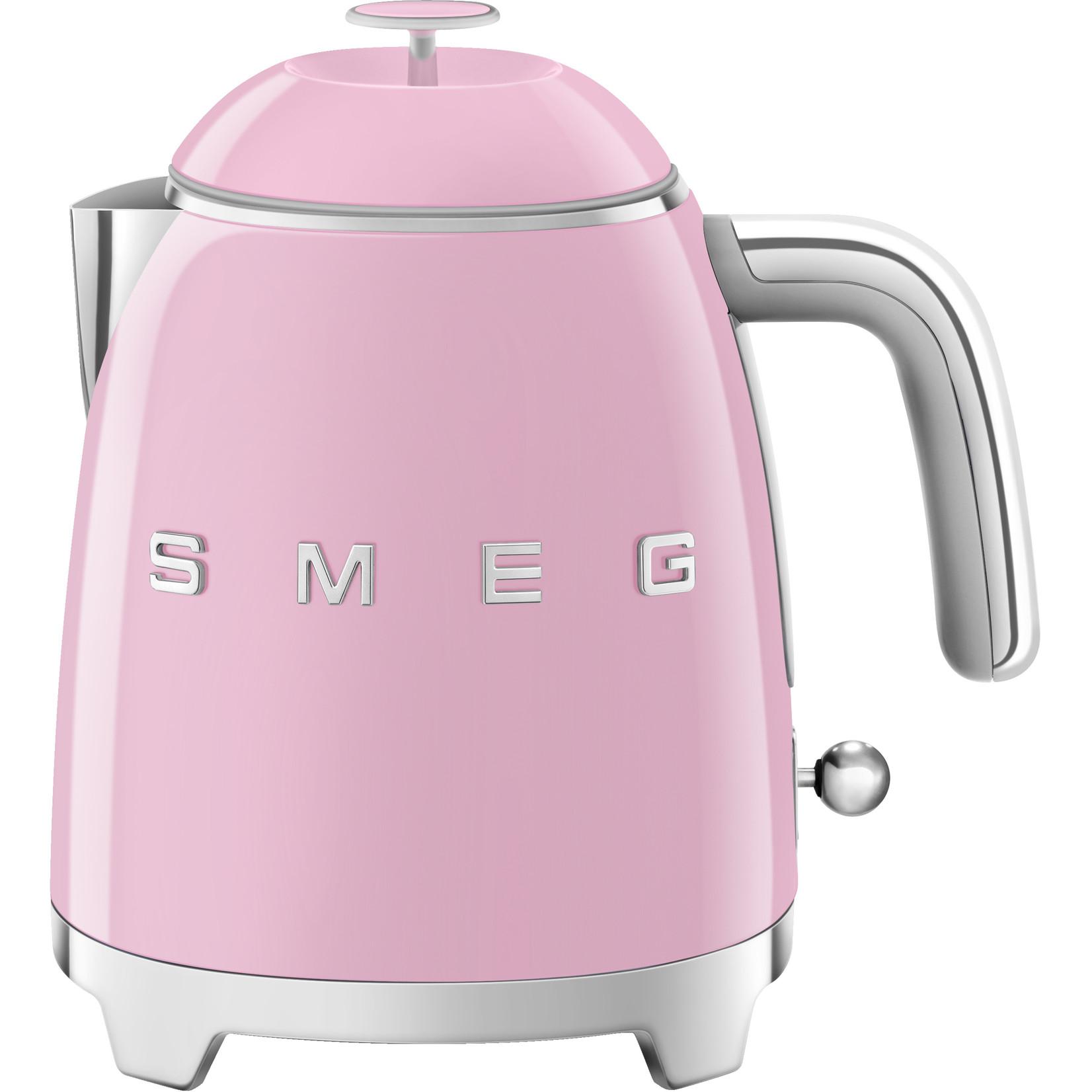 Smeg Smeg waterkoker 0,8 liter, roze