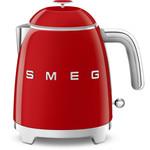 Smeg Waterkoker 0,8 liter, rood