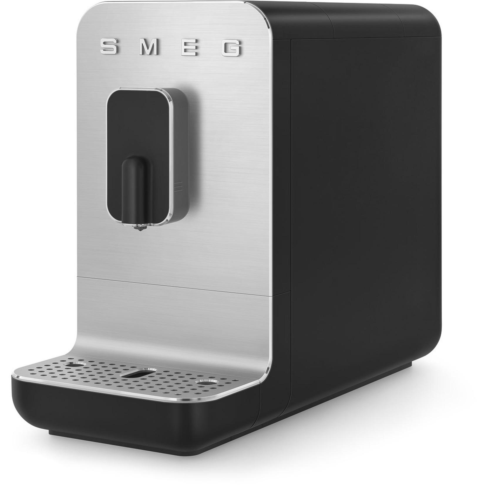 Smeg Smeg espressomachine basic, mat zwart