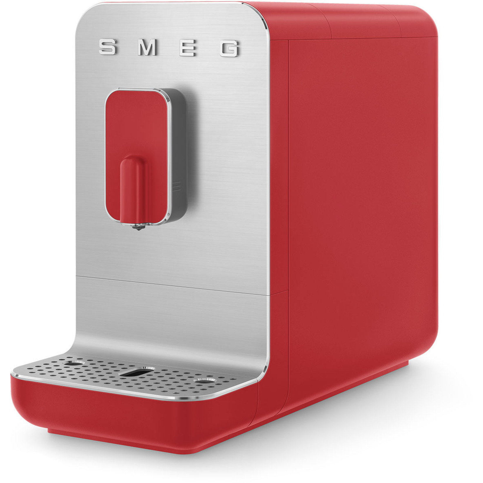 Smeg Smeg espressomachine basic, mat rood