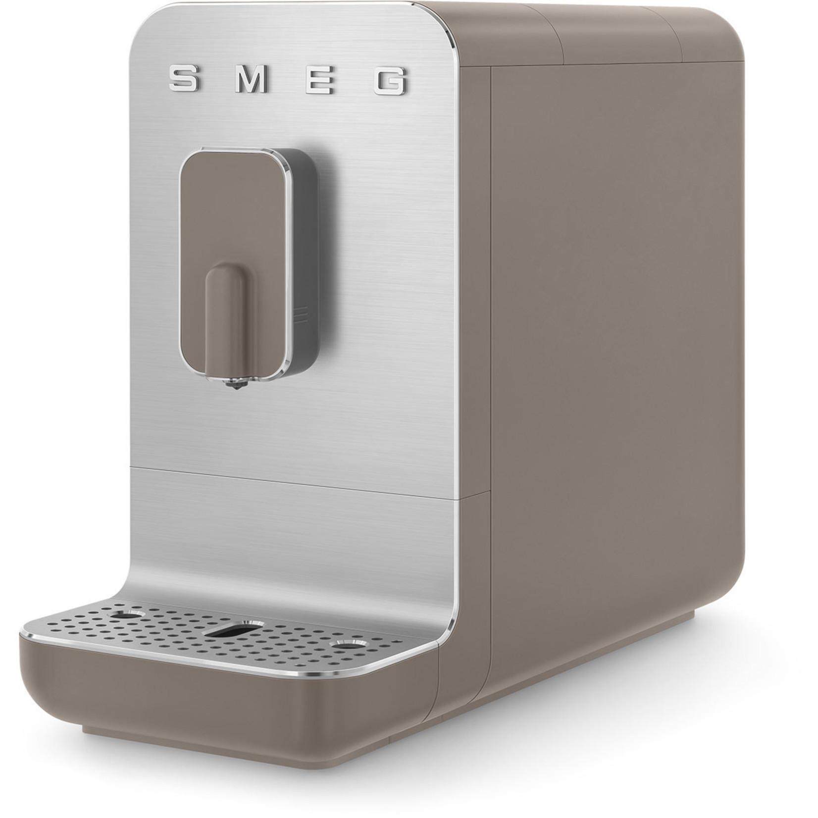 Smeg Smeg espressomachine basic, mat taupe