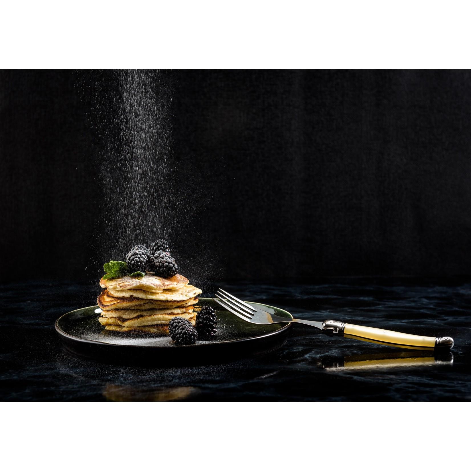 Laguiole Style de Vie Laguiole Style de Vie Premium Line vorken 6-delig parelmoer