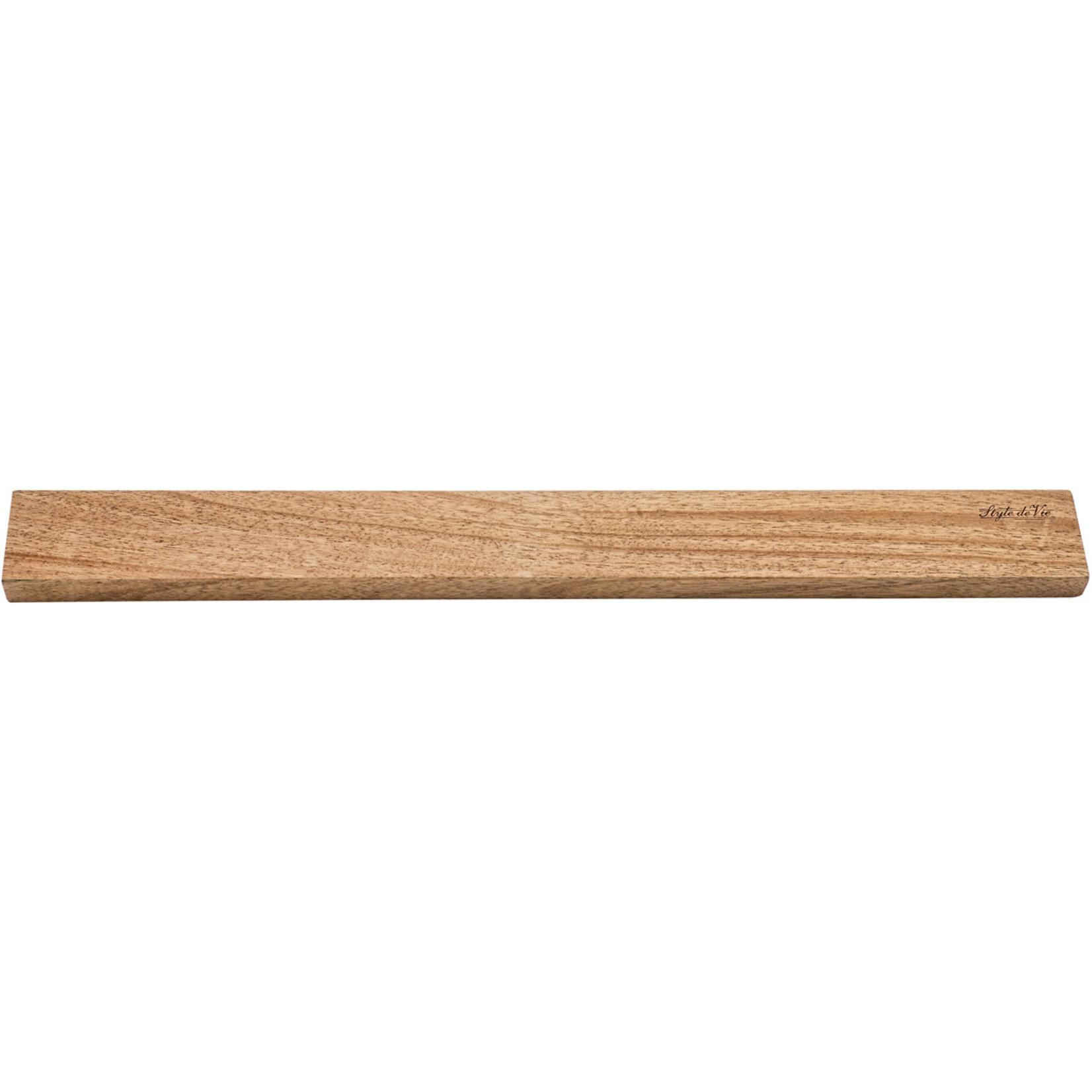 Style de Vie Style de Vie magneetstrip acacia 50cm