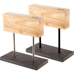 Style de Vie Messenblok magnetisch eikenhout