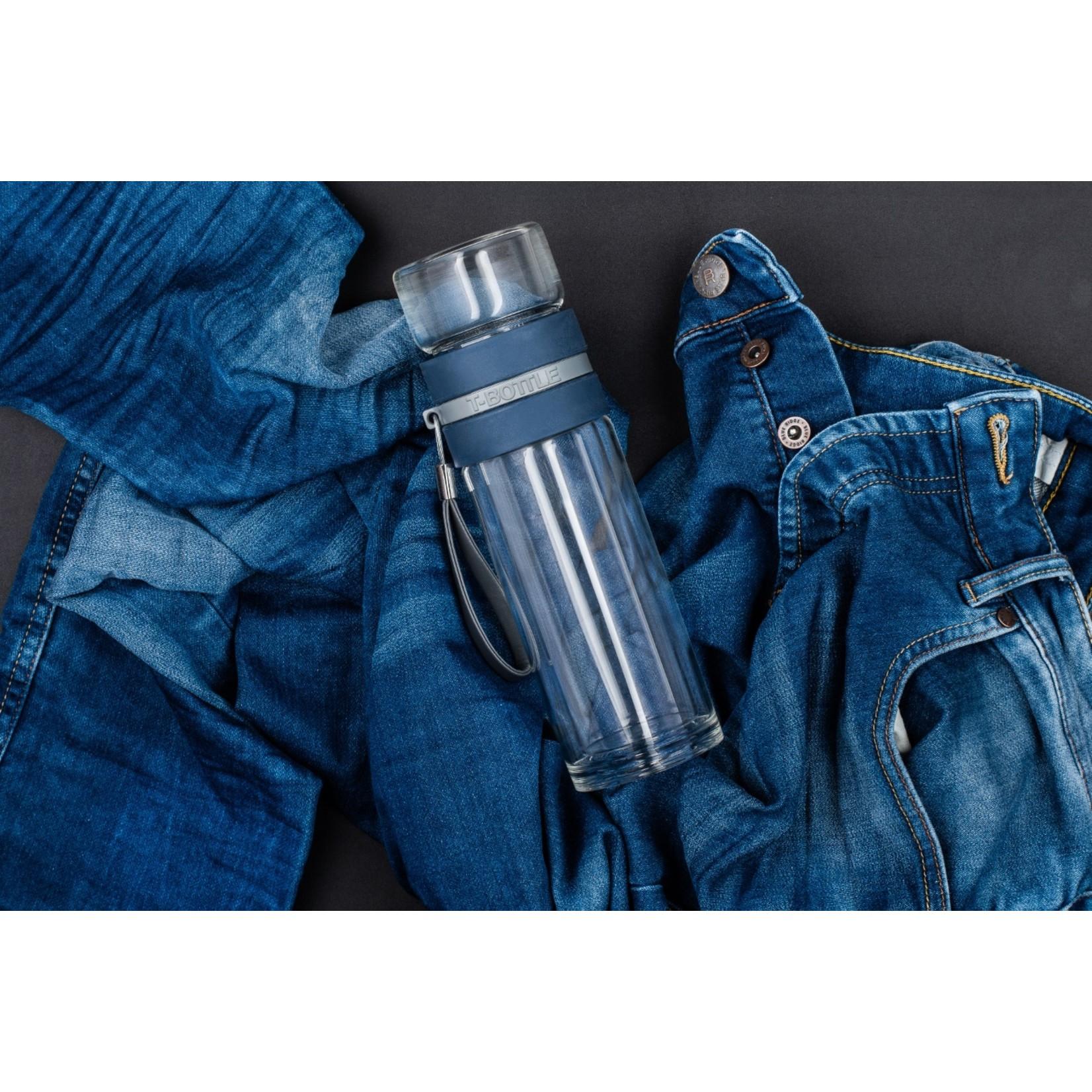 T-Bottle T-Bottle theebeker Denim Blue