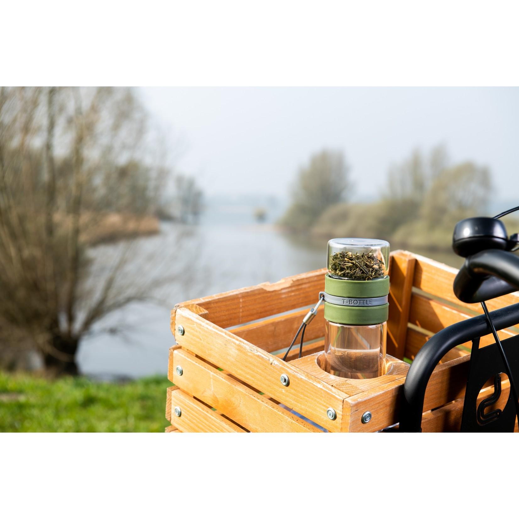 T-Bottle T-Bottle theebeker Forest Green
