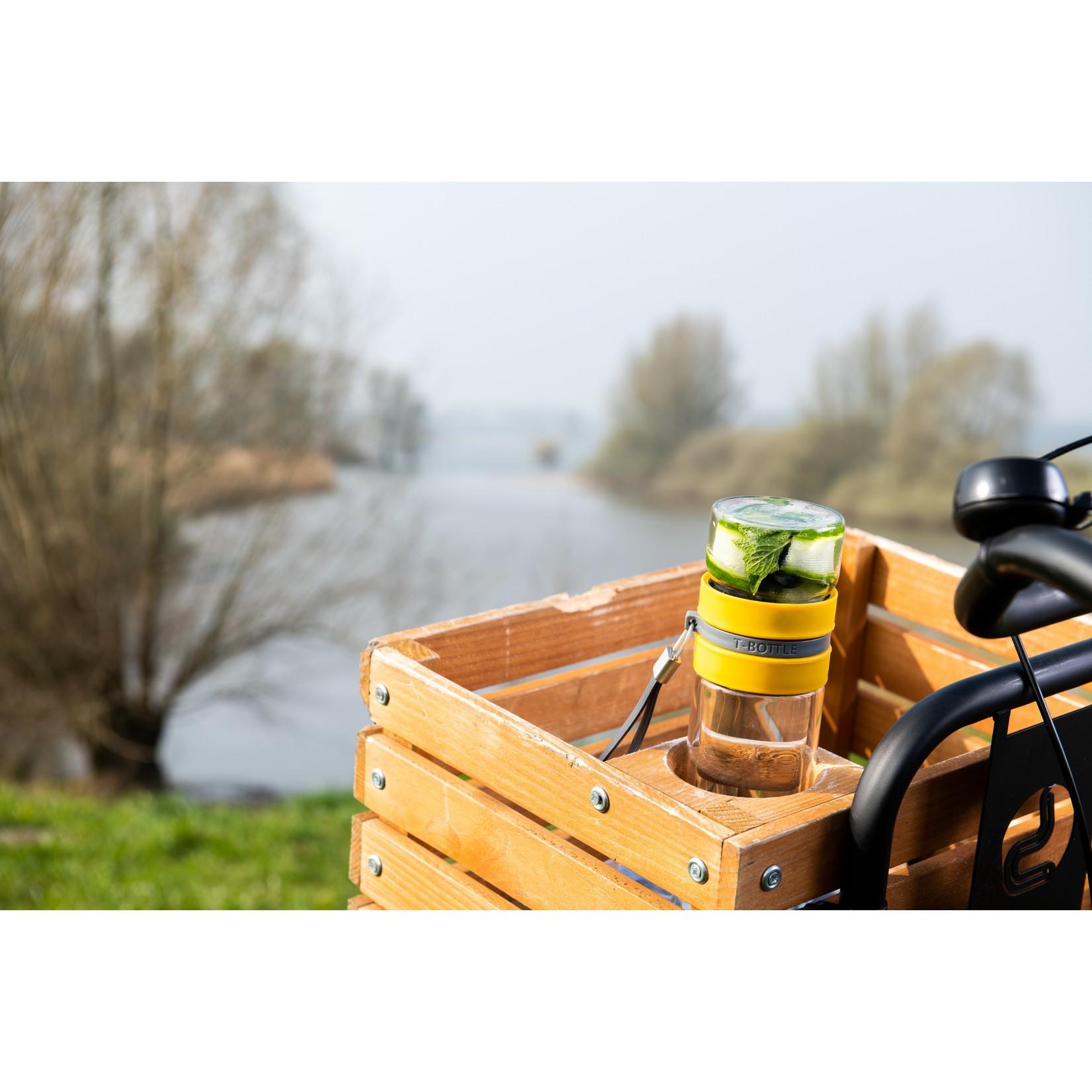 T-Bottle T-Bottle theebeker Honey Yellow