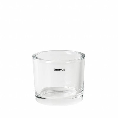Blomus Replacement glass for NERO series Ø 9 cm / height 8 cm (65577)