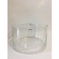 Blomus Vervangend glas voor NERO serie Ø 24,6 cm (hoogte 14,7 cm)