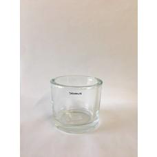 Blomus Vervangend glas voor NERO serie Ø 9 cm (hoogte 7,5 cm)