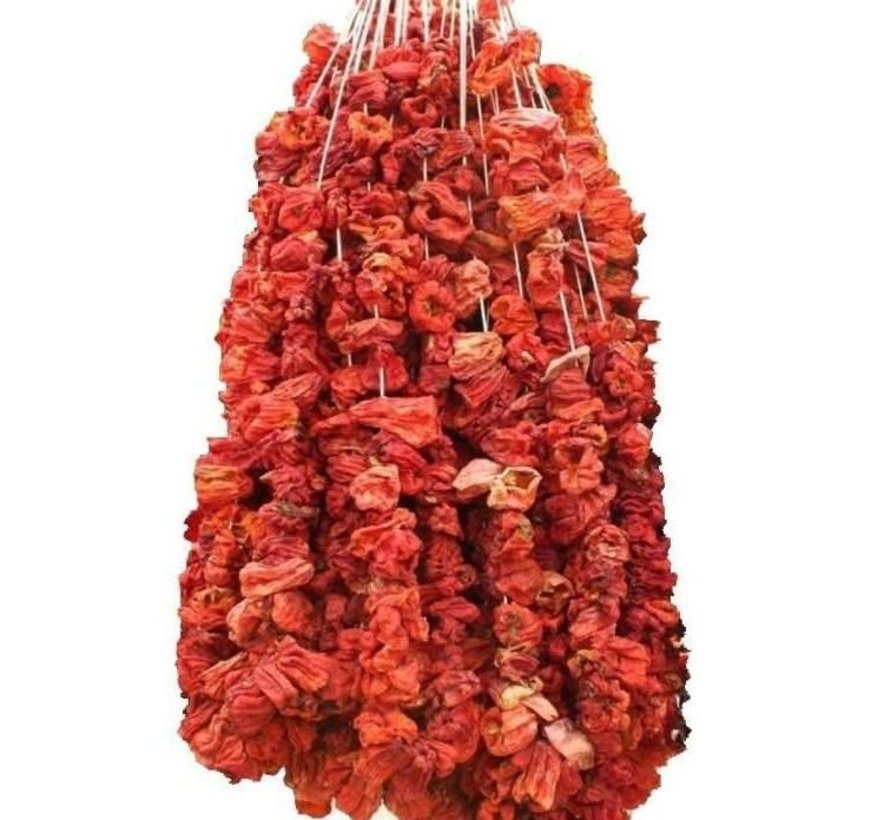 Dried Paprika   approx 45 pieces