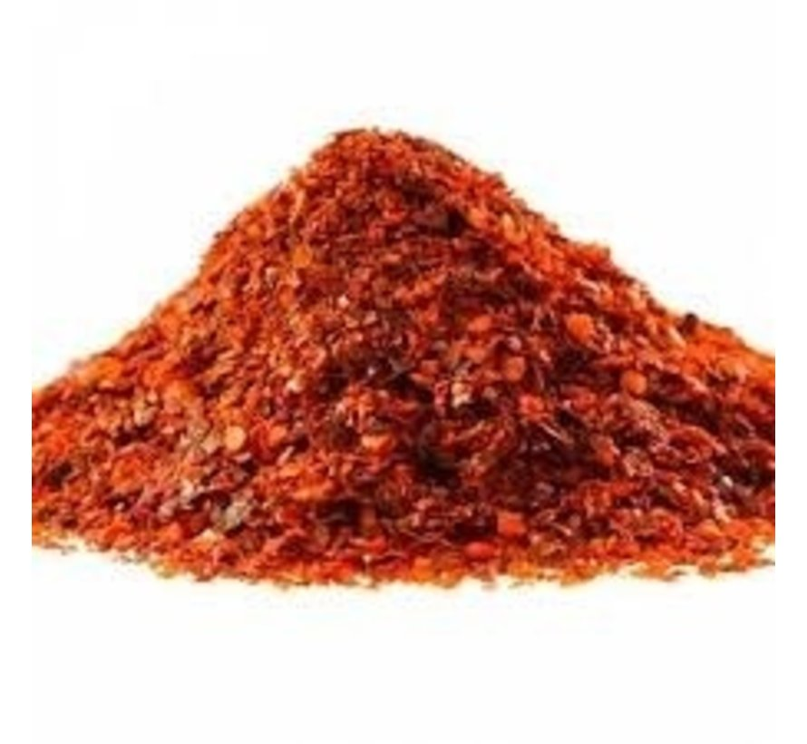 Hot red pepper flakes from Antep 500gr