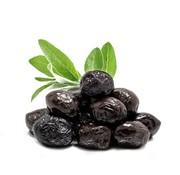 Yoresel Organic Black Saddle Olives 750 gr