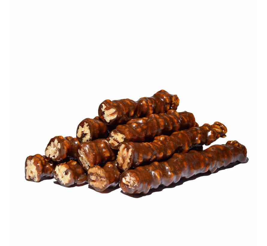 Turkish Delight filled with Walnuts 400gr