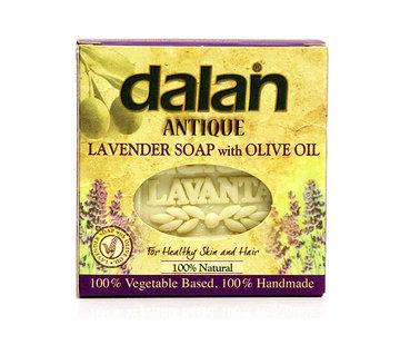 Dalan Lavendelzeep met olijfolie 100% Natuurlijk en Handgemaakt