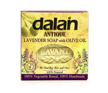 Dalan Lavender soap with olive oil 100% Natural and Handmade
