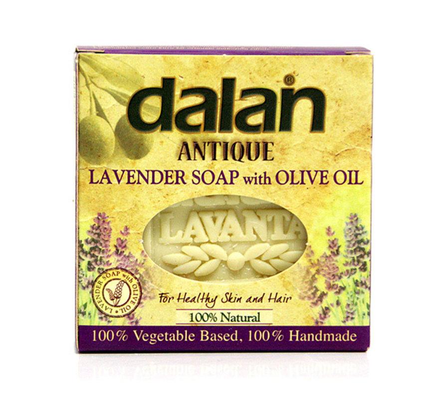 Lavendelzeep met olijfolie 100% Natuurlijk en Handgemaakt