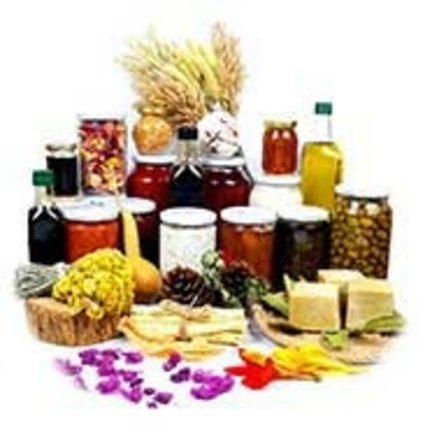 Natural and healthy, Local Products