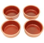 Earthenware baking dishes 4 pcs