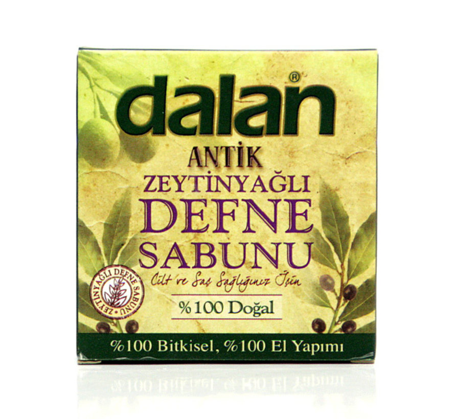 l  Dalan Laurel Soap with Olive Oil 100% Natural en Hand Crafted
