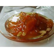 Handgemaakte Zongedroogde Abrikozen jam