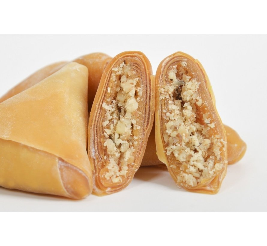 Turkish Fruit Molasses (Lokum)  filled with Walnuts from Maras(TR) 400gr