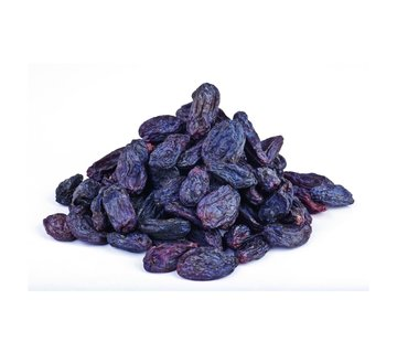 Seedless Black Uzbek Grape